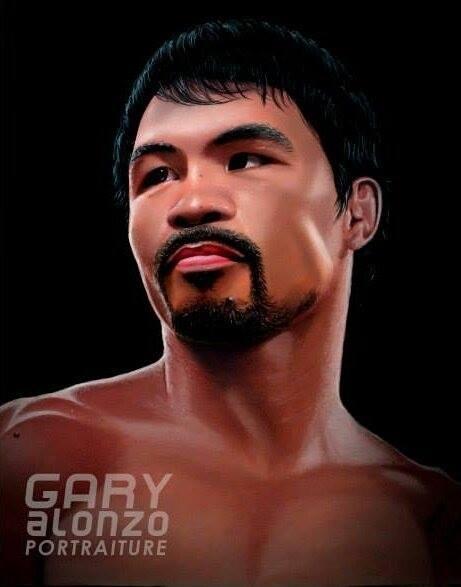 Manny Pacquiao por Gary25dude